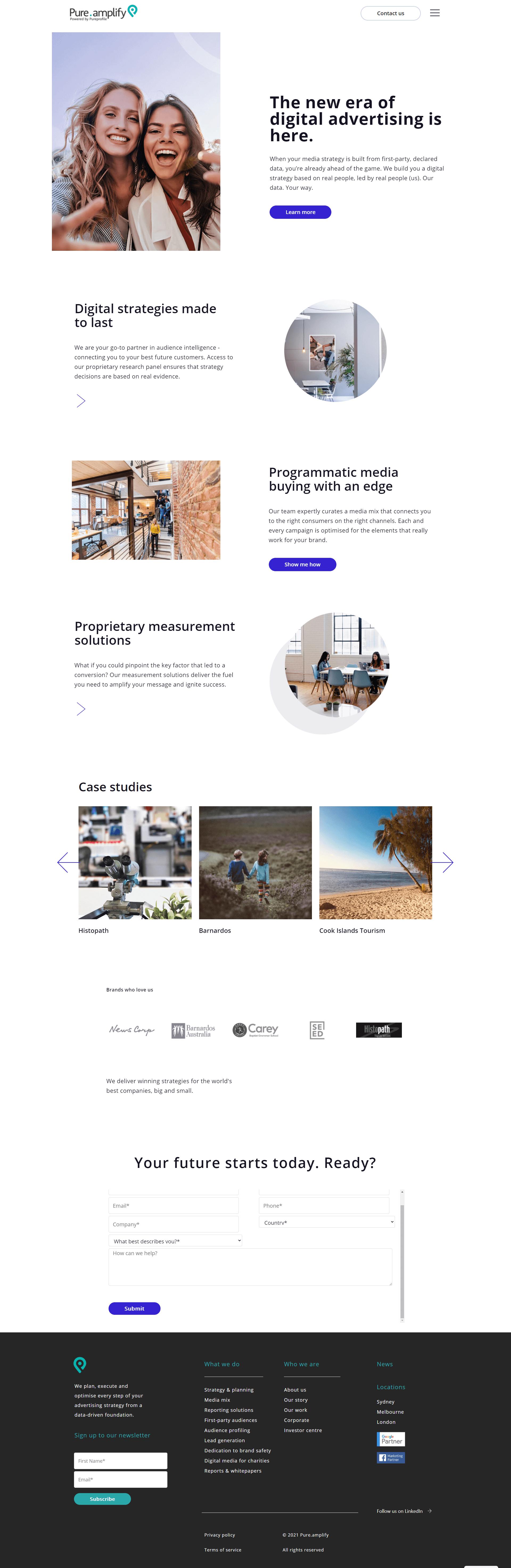 pure-amplify-website-design-website-development-branding-logo